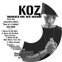 KOZ - CD art