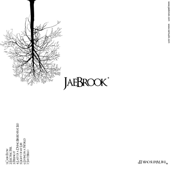 FREE DOWNLOAD! Jae Brook: The Wait Is Over EP